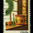 Postage stamp. — Stock Photo #5933641
