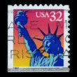Postage stamp. — Stock Photo #5933677