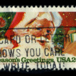 Postage stamp. — Stock Photo #5934302