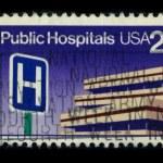 Postage stamp. — Stock Photo #5934329