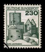 Postage stamp. — Stock fotografie