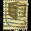 Postage stamp. — Stock Photo #5954493