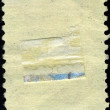 Background Postage stamp. — Zdjęcie stockowe