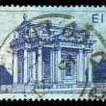 Postage stamp. — Stock Photo #6295123