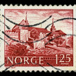 Postage stamp. - Stock Photo