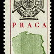 Postage stamp. — Stock Photo #6412104