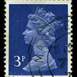 Postage stamp. - Stockfoto