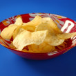 Potato fried chips — Stock Photo