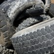 Pneumatics tyres recycle ecology industry - Photo