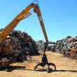 Stock Photo: Scrap metal scrap-iron junk
