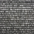Gray raffia fabric plastic texture pattern background - 图库照片