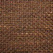 Brown fabric and leather texture background - Stock Photo