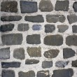 Antique grunge old gray stone wall masonry — Stock Photo #5508358