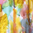 Royalty-Free Stock Photo: Abstract watercolor paint colorful artwork