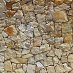 patrón de la construcción de mampostería piedra de pared de roca — Foto de Stock   #5508728