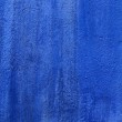 Blue wall texture grunge background — Stock Photo