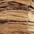 Stock Photo: Basket handcrafted texture macro closeup