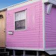 Key West colorful houses in south Florida — Stock Photo