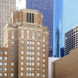 Royalty-Free Stock Photo: Downtown Houston Texas city buildings