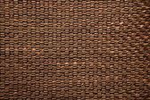 Brown fabric and leather texture background — 图库照片