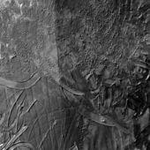 Dark mud, grease painted texture in black — Stock Photo