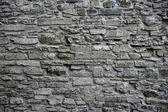 Antique grunge old gray stone wall masonry — Stock Photo