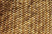 Handcraft weave texture natural vegetal fiber — Stock Photo