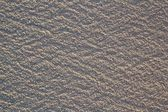 Beach white sand macro texture pattern caribbean — Stock Photo