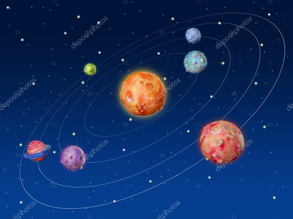 Rymden planeter fantasy handgjorda universum for Dekoration universum