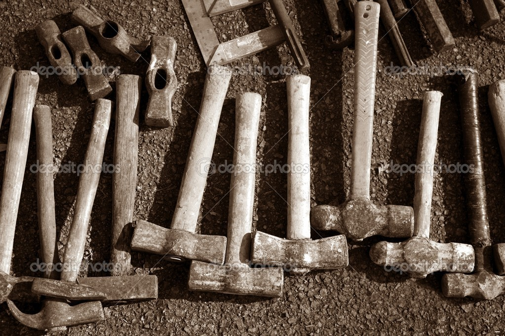 Hammare handverktyg