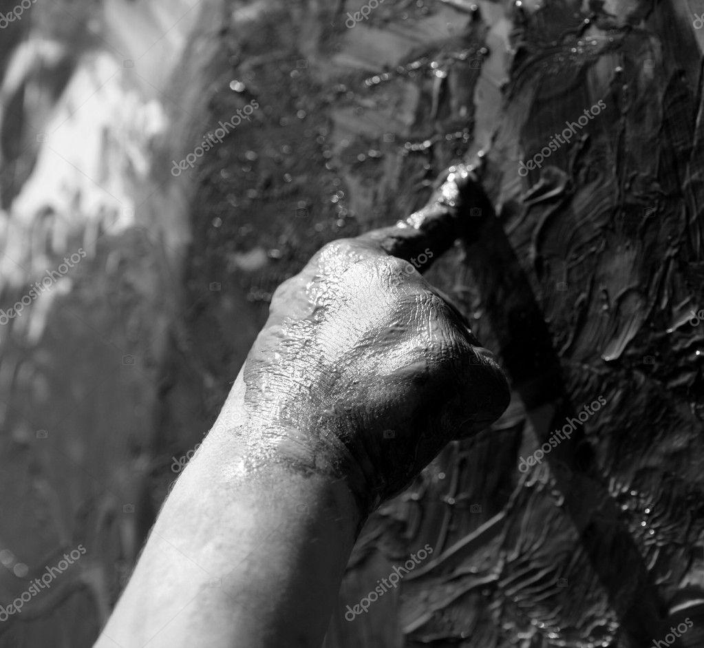 Игры красить руки