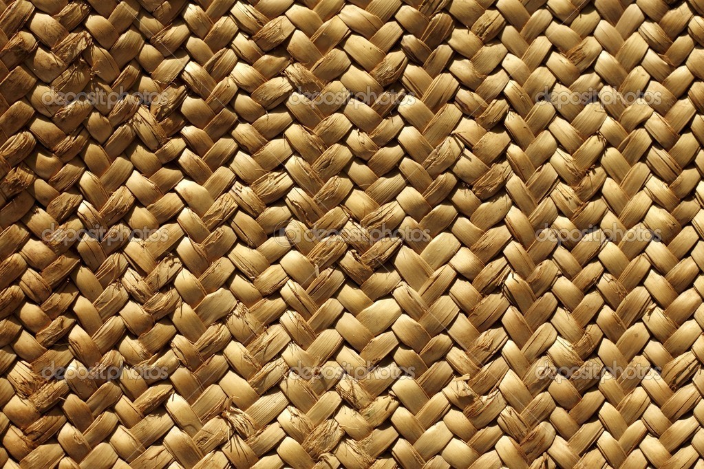 Natural Textured Weave Texture Natural Vegetal