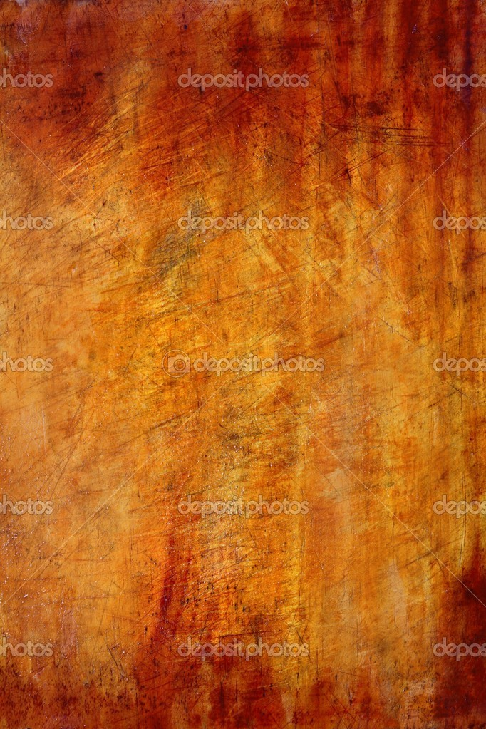 Aged grunge abstact red wooden background  Foto Stock #5508987