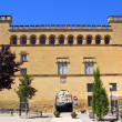 Stock Photo: Ayerbe Palace palacio in Aragon Spain