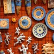 Santa Cruz Seros handcraft ceramics souvenir - Stock Photo