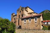 Siresa romanesque monastery in Huesca Aragon — Stock Photo