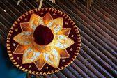 Charro mariachi hat mexican icon from Mexico — Stock Photo