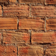 Bricks clay soil pavement arrangement traditional Spain - Foto de Stock  