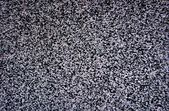 Black and white TV screen noise texture pattern — Stock Photo
