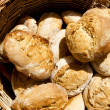Traditional bread from Mediterranean spain - Stock fotografie