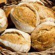 Traditional bread from Mediterranean spain - Stock Photo