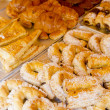 Stock Photo: Mediterranebakery wseet pastries