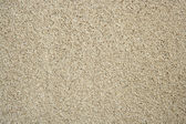 Beach sand perfect plain texture background — Stock Photo