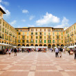 Royalty-Free Stock Photo: Majorca Plaza Mayor in Palma de Mallorca