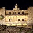 Royalty-Free Stock Photo: La Almudaina Palacio Real Palace in Palma de Mallorca