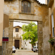 Convento Santa Clara Palma de Mallorca Balearic islands - Stock Photo