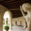 Castle Castillo de Bellver in Majorca at Palma de Mallorca - ストック写真