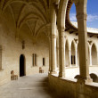 Stock Photo: Castle Castillo de Bellver in Majorcat Palmof Mallorca