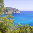 Andratx Camp de Mar in Mallorca Balearic Islands — Stock Photo