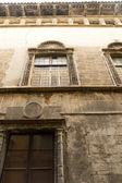 Barrio calatrava los patios på Mallorca i palma de mallorca — Stockfoto